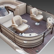 VF22F4 Luxury Front Deck