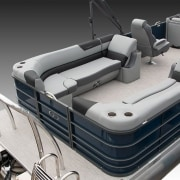 VR25RC Luxury Rear Deck