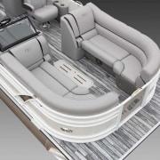 VTX25RC Front Deck