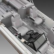 VTX25RC Mid Deck