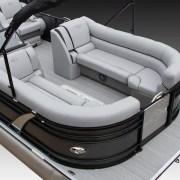 VTX25RFL Front Deck