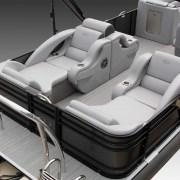 VTX25RFL Rear Deck