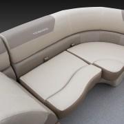 Blended Latte Upholstery