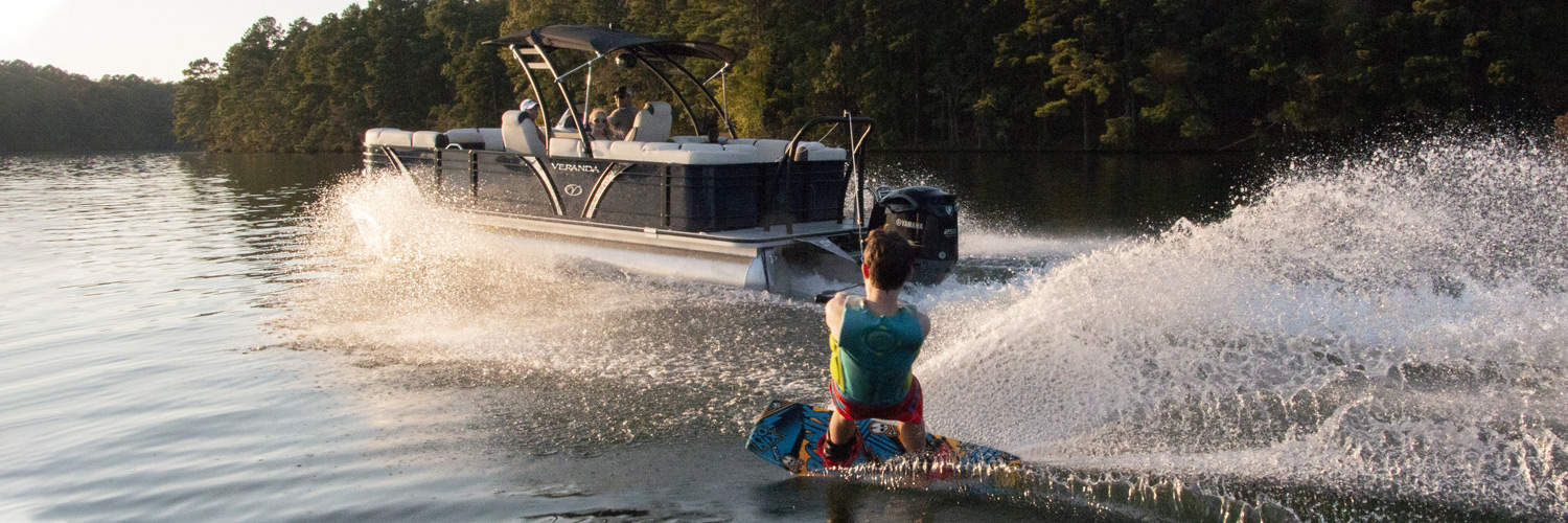 2019 Veranda Luxury Pontoons VP RCT