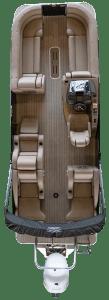 2020 VTX25RFL overhead