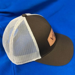 VLP leather patch hat 1
