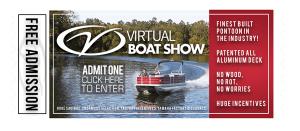 Virtual Boat Show Ticket - you are invited