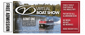 Virtual Boat Show Ticket