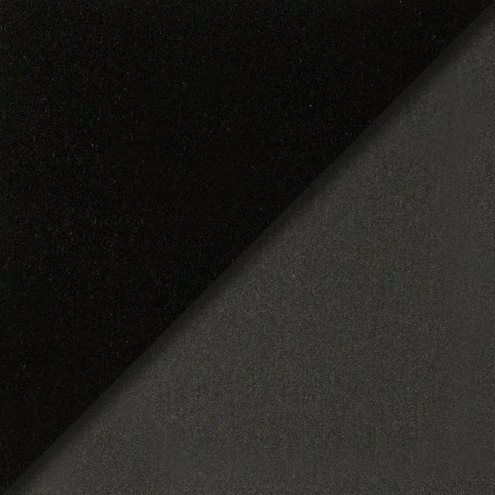 Black-Charcoal Metallic