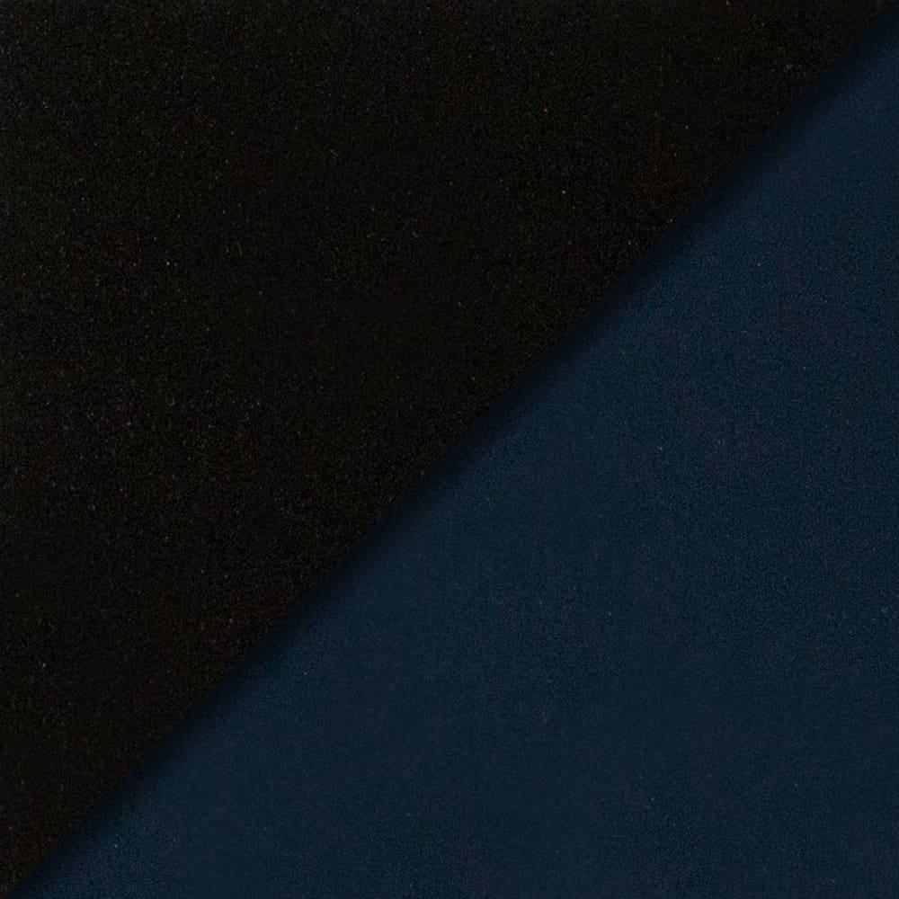 Black-Indigo Blue Metallic